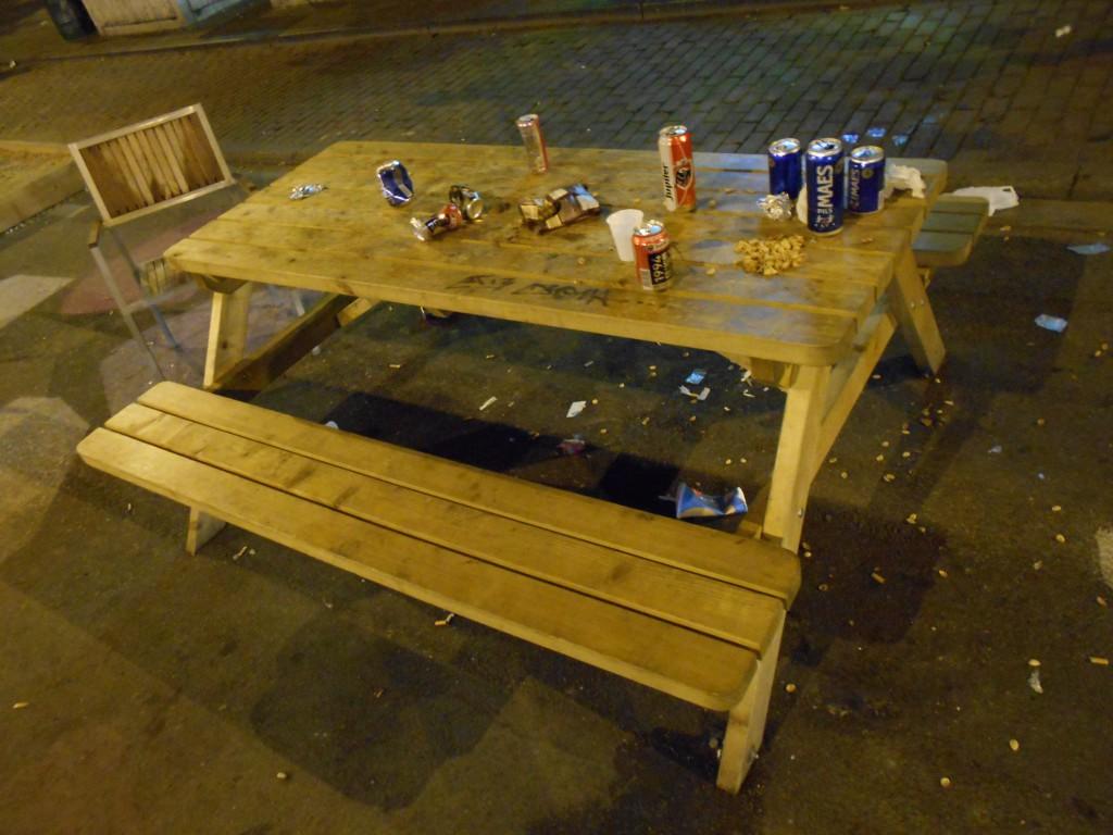 Alcool, drogue et violence : les ingrédients du piétonnier, chaque nuit