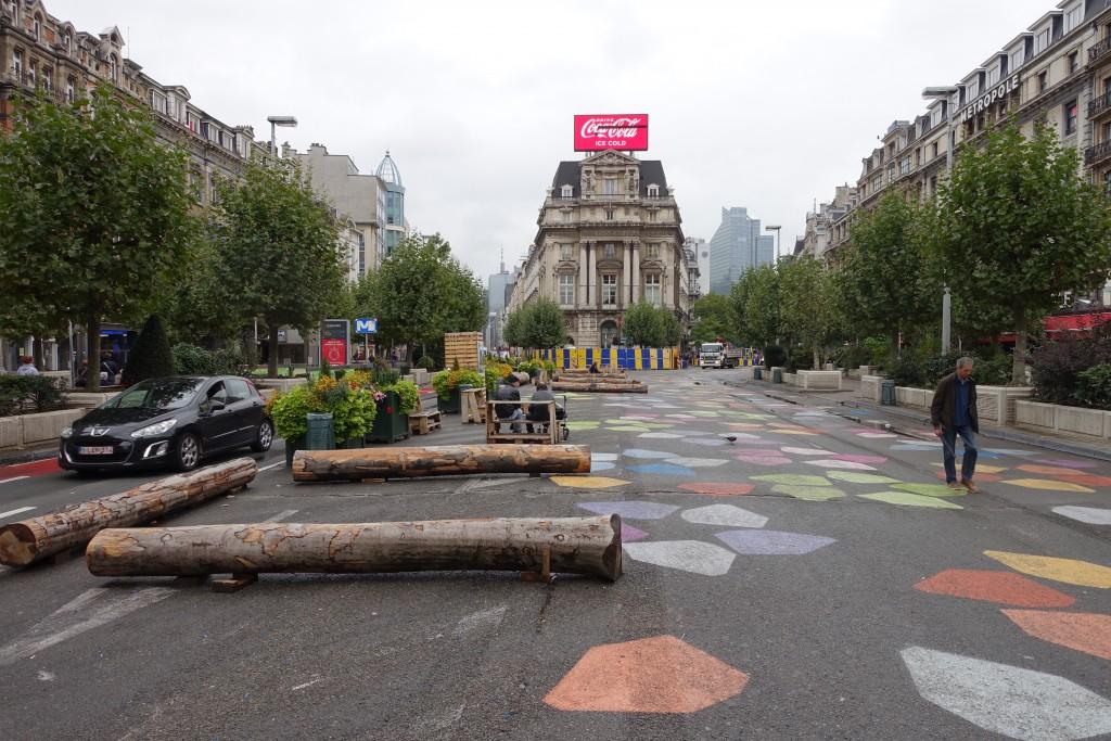 Pouvait-on raisonnablement penser que ceci deviendrait un second Times Square ?