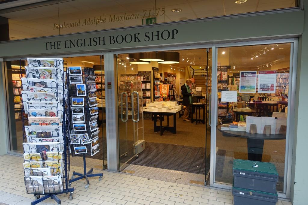 Waterstones, la librairie britannique, s'en va !