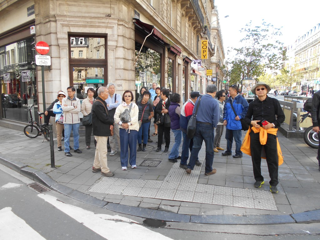 Touristes chinois aventureux : ils ont dépassé la Bourse !