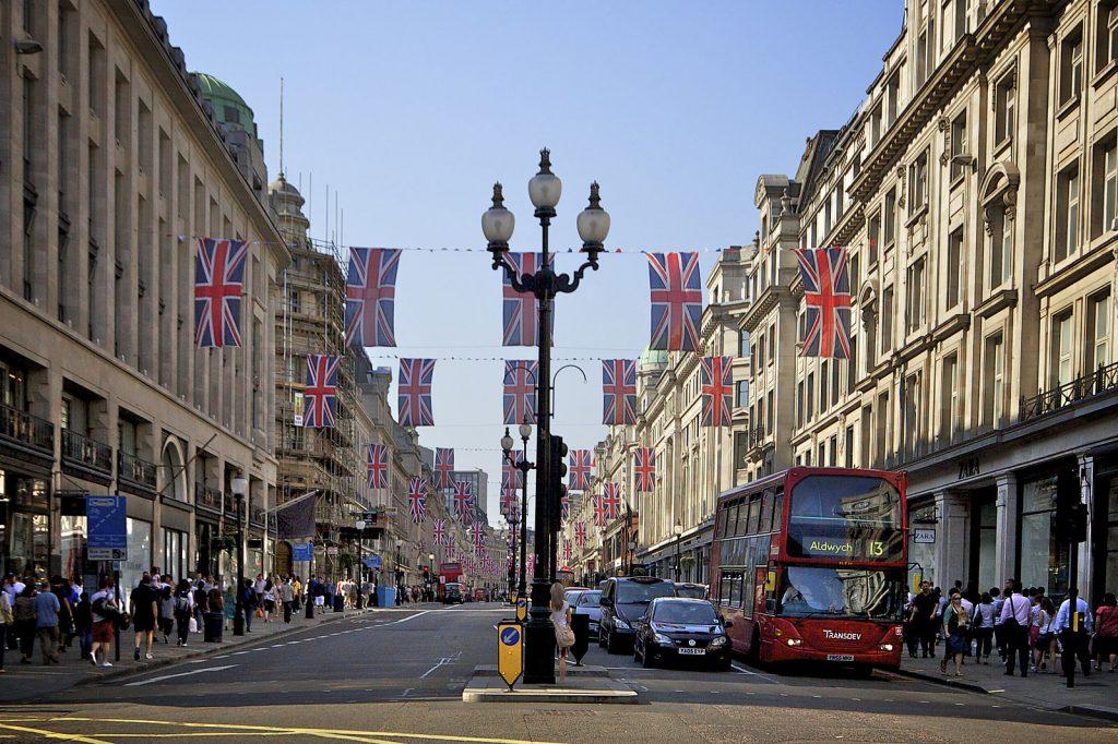 Regent Street...