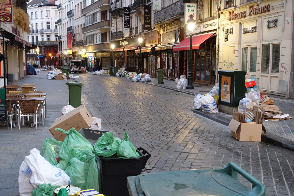 Le secteur Horeca fortement impacté par les attentats terroristes et la fermeture des tunnels bruxellois