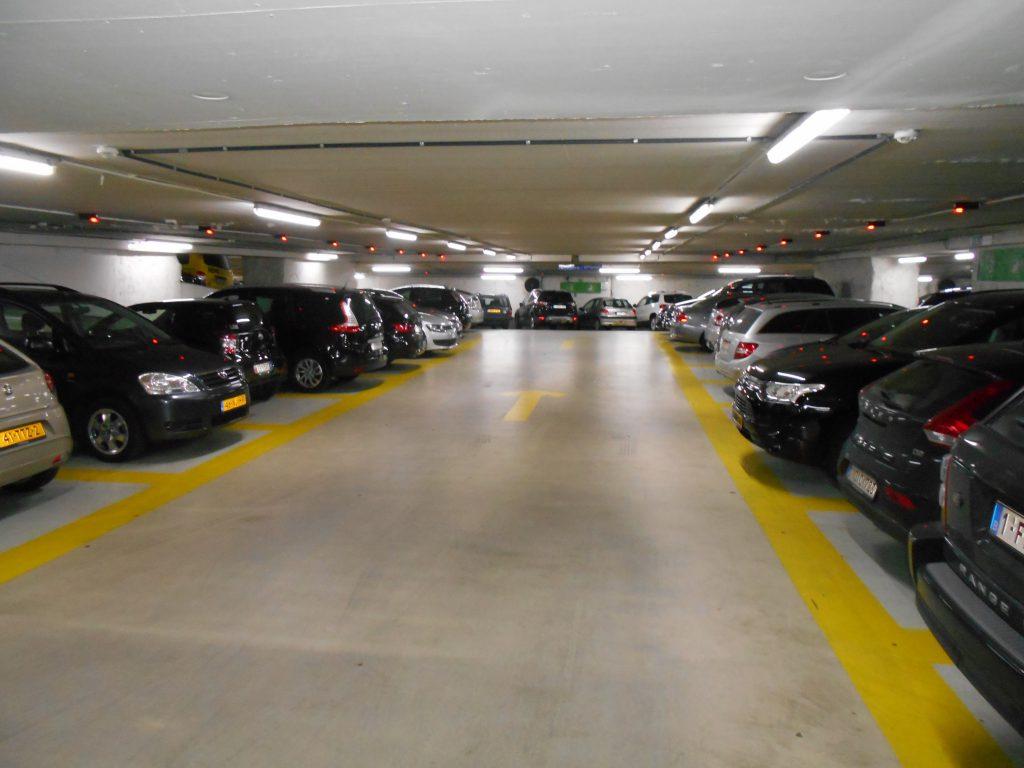 Un parking Grand-Place archibondé...