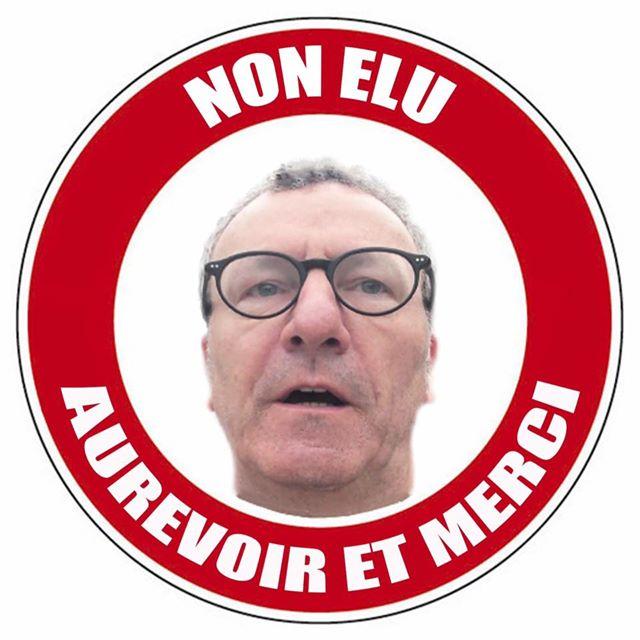 Certains naïfs diffusent déjà des logos ou slogans signifiant la démission de Yvan Mayeur...