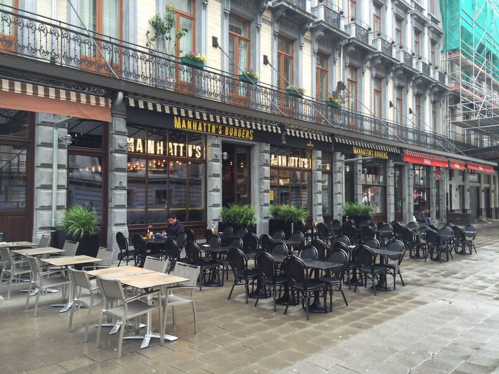 Yvan Mayeur avait promis un nouvel Eldorado aux entrepreneurs qui s'installeraient au centre-ville de Bruxelles