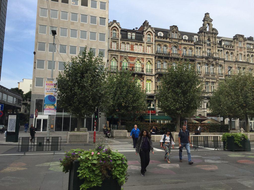 Londres est la seule ville d'Europe où les beaux quartiers résidentiels sont situés près du centre : Yvan Mayeur compte-t-il faire mentir cette loi ?