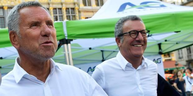Alain Courtois et Yvan Mayeur