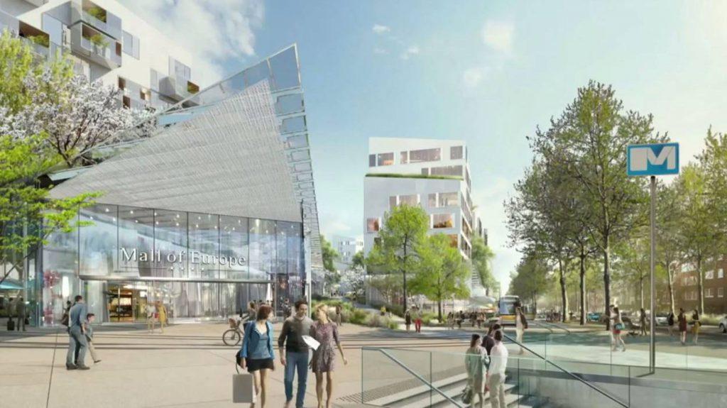 Avec ses parkings gratuits et d'accès aisé, Neo — implanté sur le plateau du Heysel — va définitivement tuer le centre de Bruxelles : qu'y restera-t-il à part les vendeurs de chocolats et de souvenirs touristiques ?